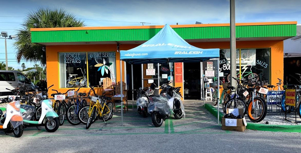 Quicky-Bikes Storefront