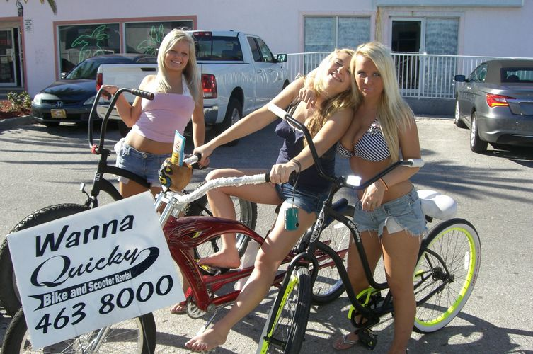 wanna quiky sign with spring breakers